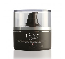 Tyro Superior Anti-Age Day Cream S1 met SPF30 50ml