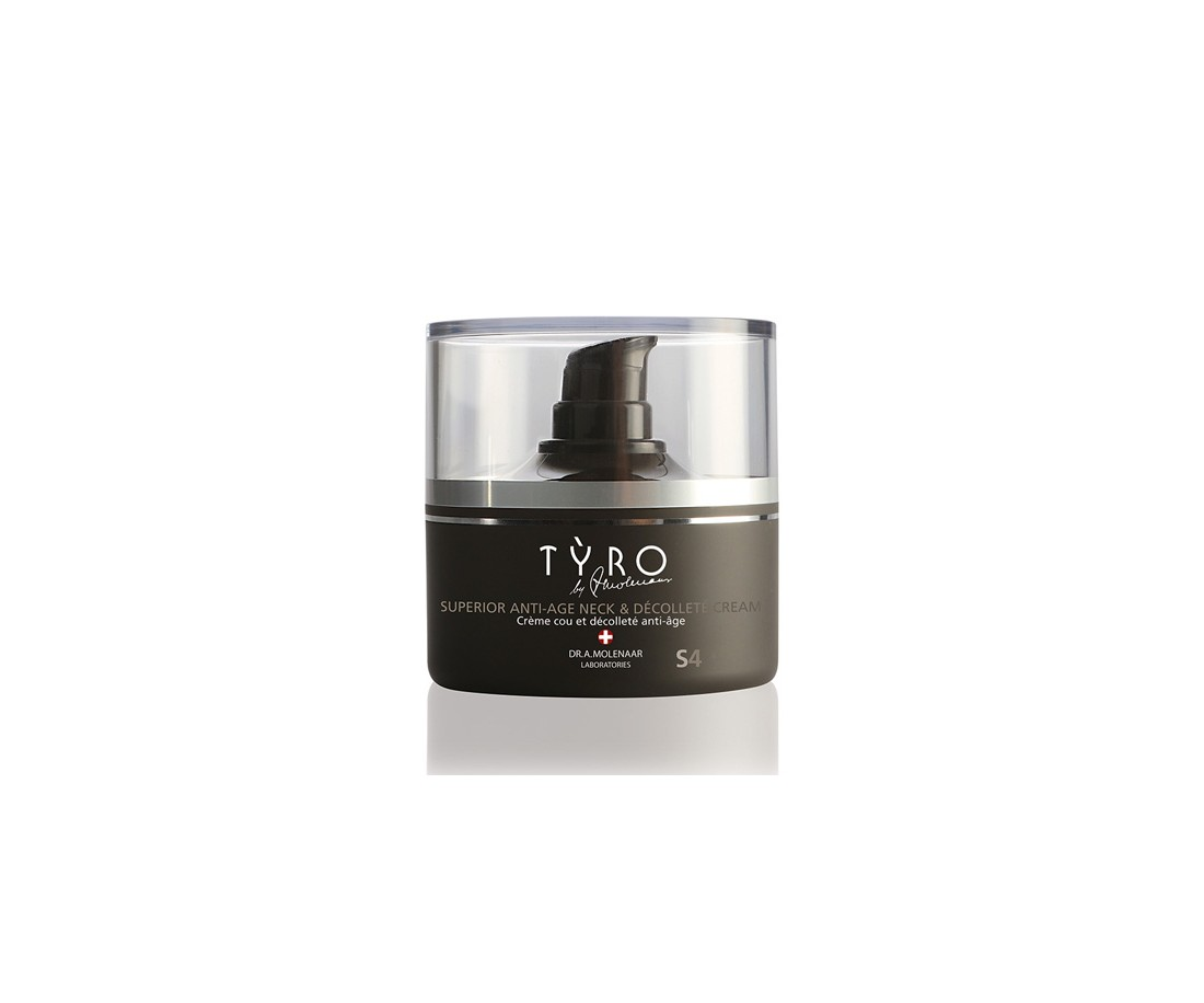 Tyro Superior Anti-Age Neck & Decollete S4 50ml