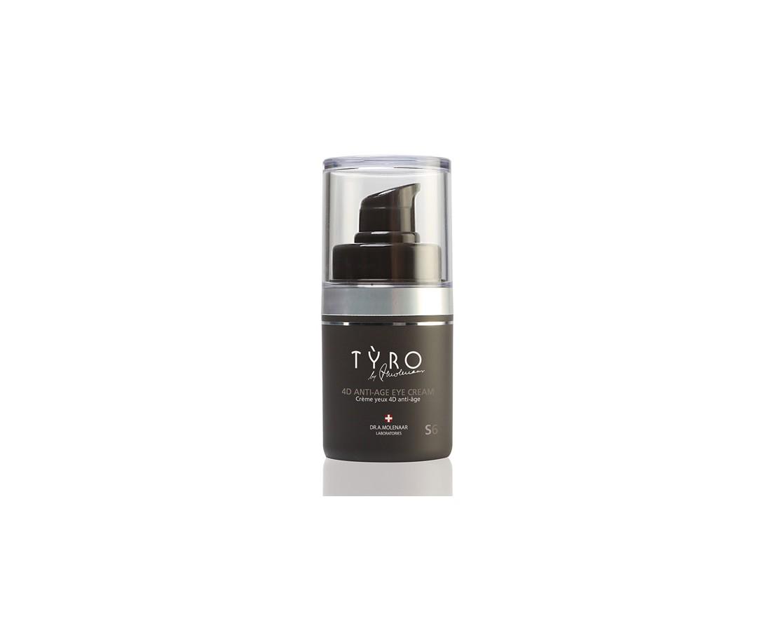 Tyro 4D Anti-Age Eye Cream S6 15ml