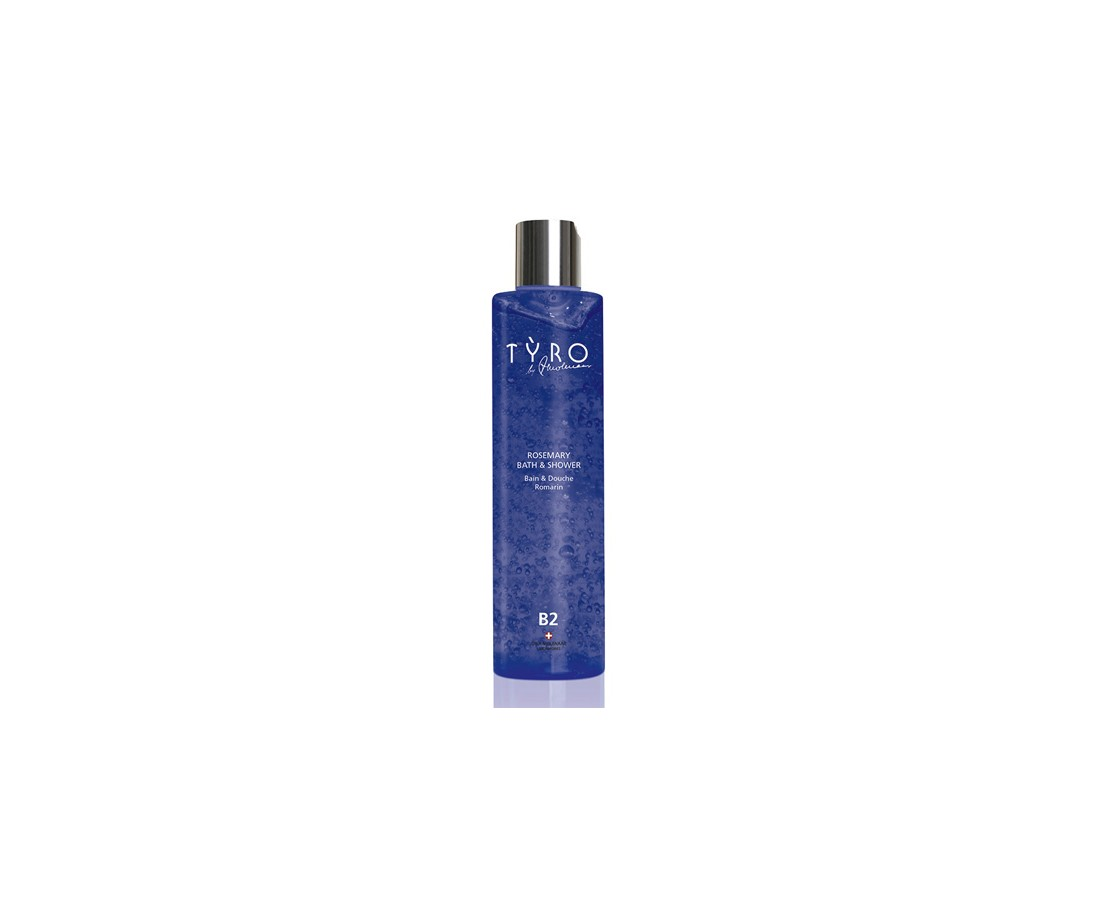 Tyro Rosemary Bath & Shower B2 250ml