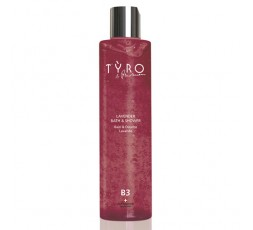 Tyro Lavender Bath & Shower B3 250ml