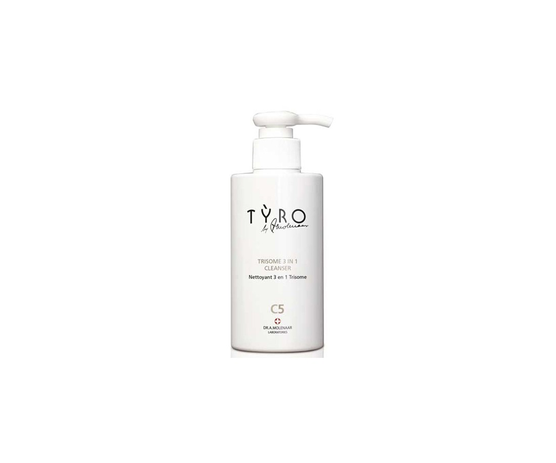 Tyro Trisome 3 in 1 Cleanser C5 200ml.