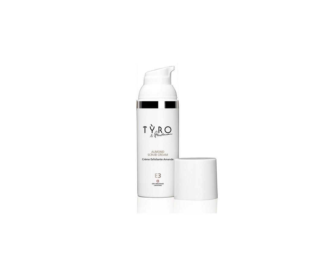 Tyro Almond Scrub Cream E3 50ml.